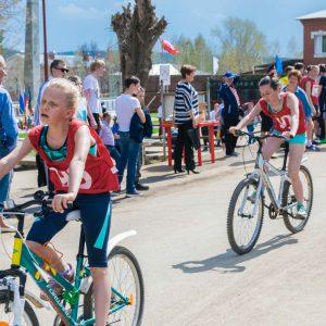 Празднование Дня Победы в поселке Арти (9 мая 2019 года).