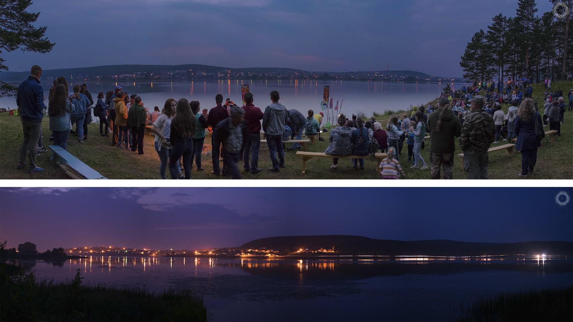 2 панорамы с круга друзей арти